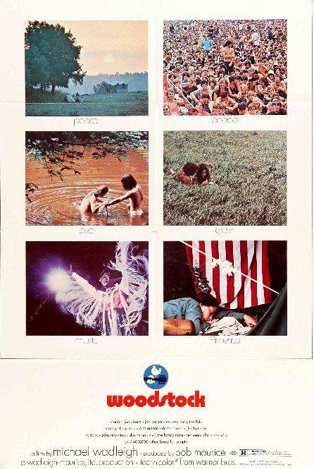 Woodstock (1970) #1969 #1970 #1970s