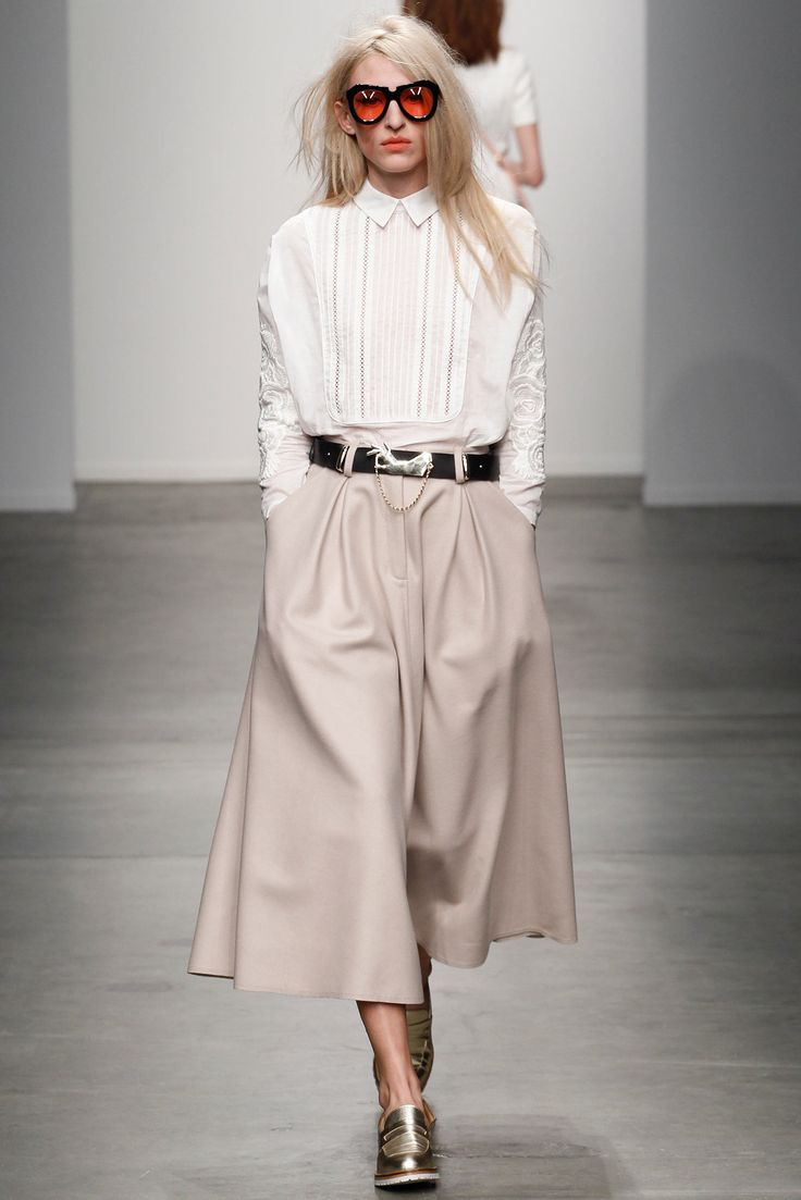 Karen Walker Fall 2014 Ready-to-Wear - Collection - Gallery - Style.com