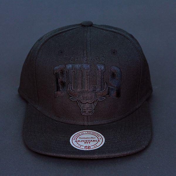 Mitchell & Ness Team Colour Tonal Team Arch Snapback Chicago Bulls (NBA) - czapka Mitchell & Ness - oficjalnie licencjonowany …
