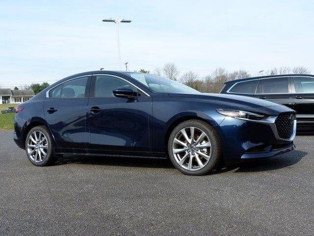 2020 Mazda Mazda3 Sedan W Premium Pkg Mazda Mazda3 Mazda Sedan