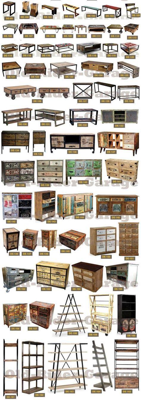 22 best old rider garage com muebles vintage muebles - Muebles para garage ...