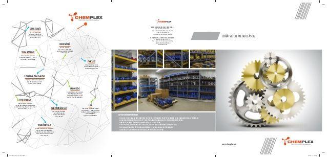 Chemplex generál prospektus - erőátviteli üzletág