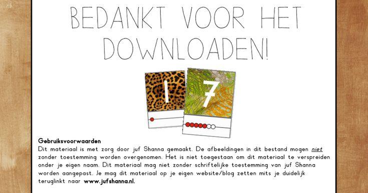 cijferkaarten jungle.pdf