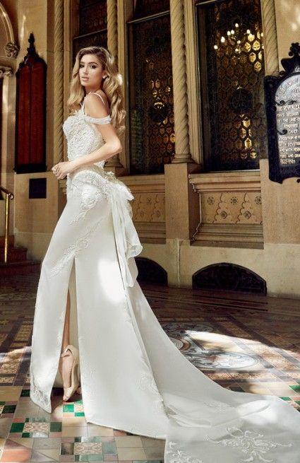 """The """"SIERRA"""" dress."""