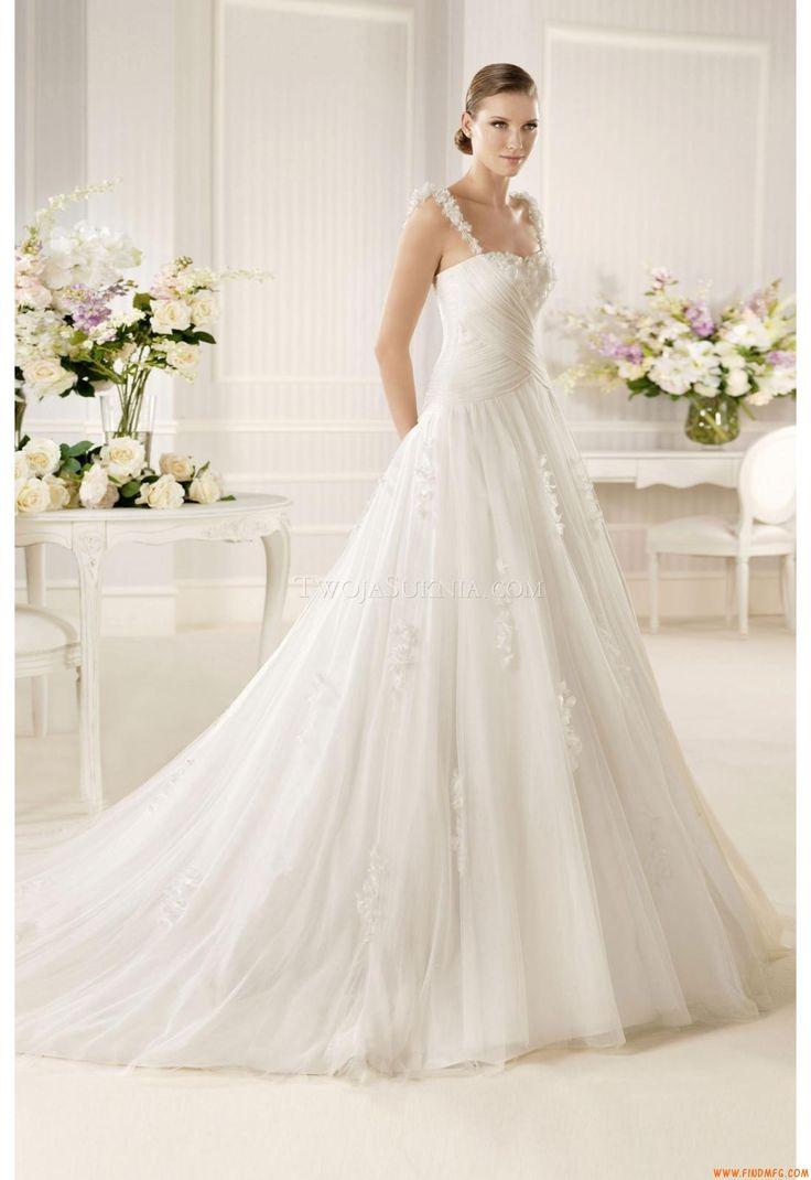 Vestidos de noiva La Sposa Mora 2013