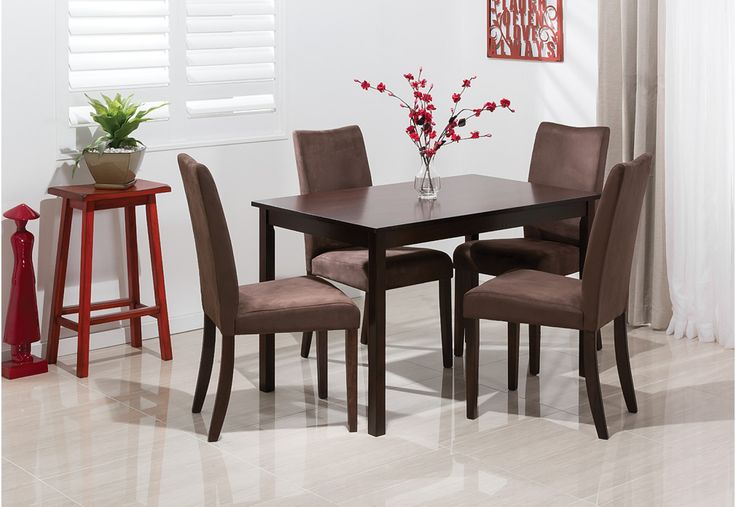 August 5 Piece Dining Suite | Super A-Mart