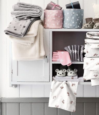 #babykamer #beddengoed #plaids | H&M NL