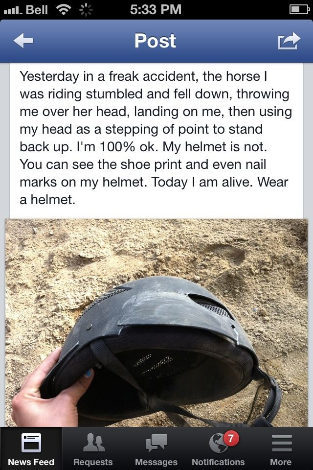Don't tell me riding is not a sport!!!!!