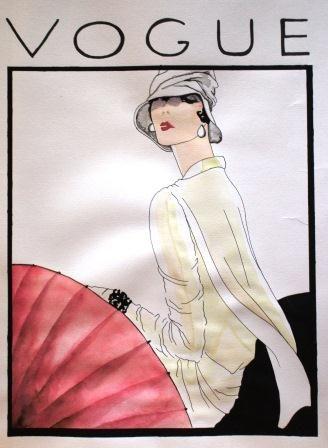 Vogue umbrella
