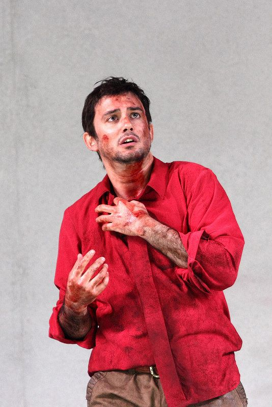 Franco Fagioli in Idomeneo, The Royal Opera © ROH/Catherine Ashmore, 2014 | by Royal Opera House Covent Garden