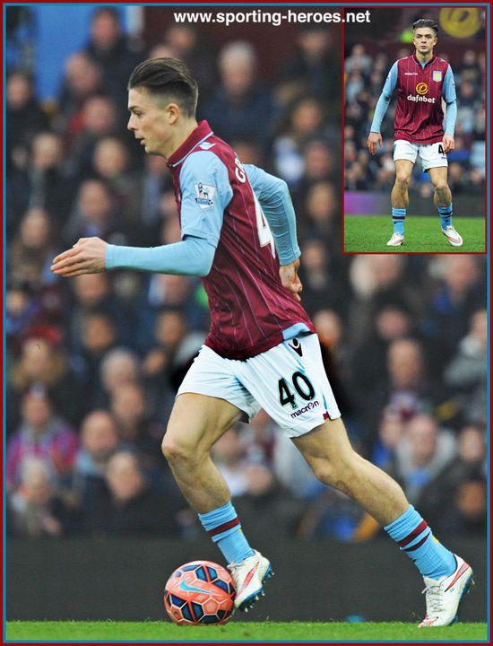 Jack GREALISH - Aston Villa FC - Premiership Appearances