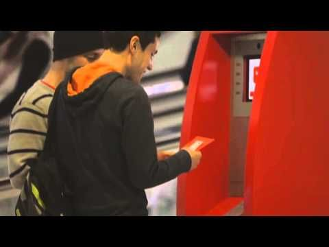 WATCH: Spain's 'ATM of Happiness' Dispenses Free Cash