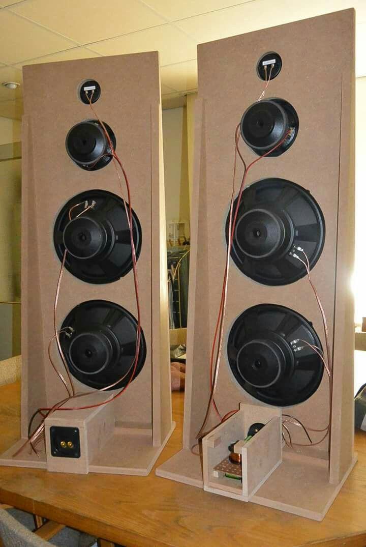 Speaker Design, Loudspeaker, Speakers, Audio, Ideas, Projects