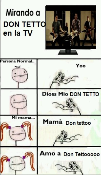 Don Tetto!!!!!!!!!!