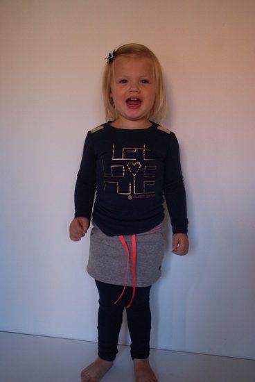 #Quapi #Annelin #Navy -lot en Lynn Lifestyle  Nog een mooi setje uit de #wintercollectie 2014/2015 van het merk #Quapi #Kidswear  www.lotenlynn.nl