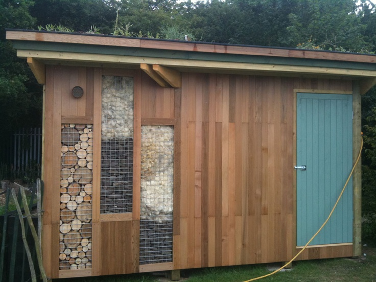The Grass Roof Company - Bird Hides