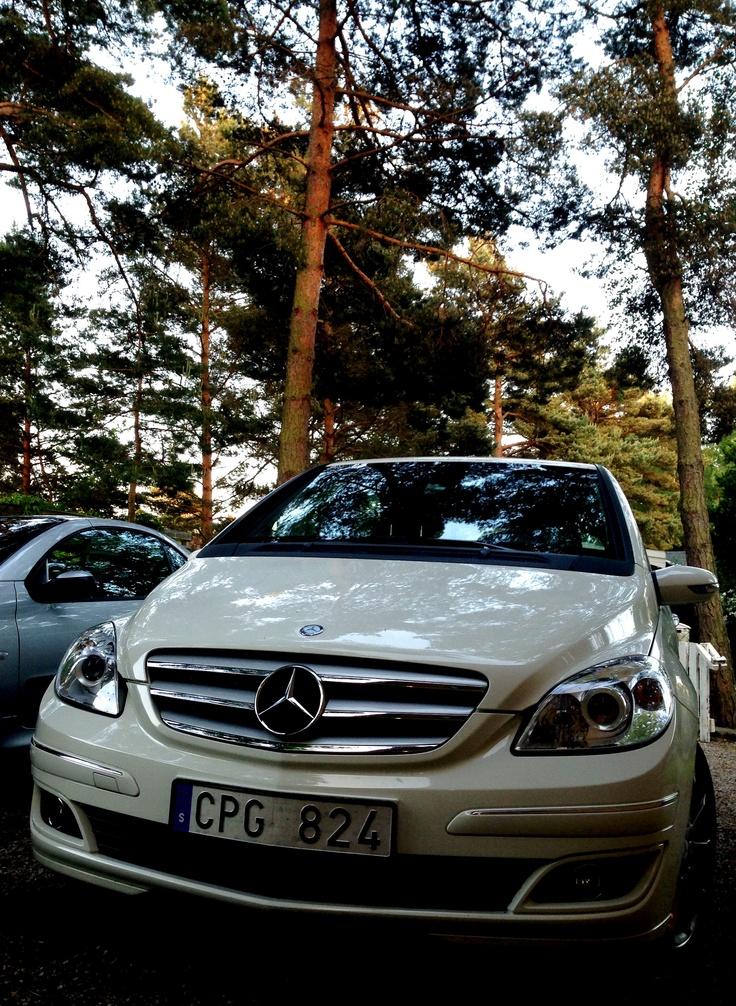 Mercedes B200 CDI Sport