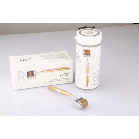 DRS gold plate zgts derma roller AED220.00
