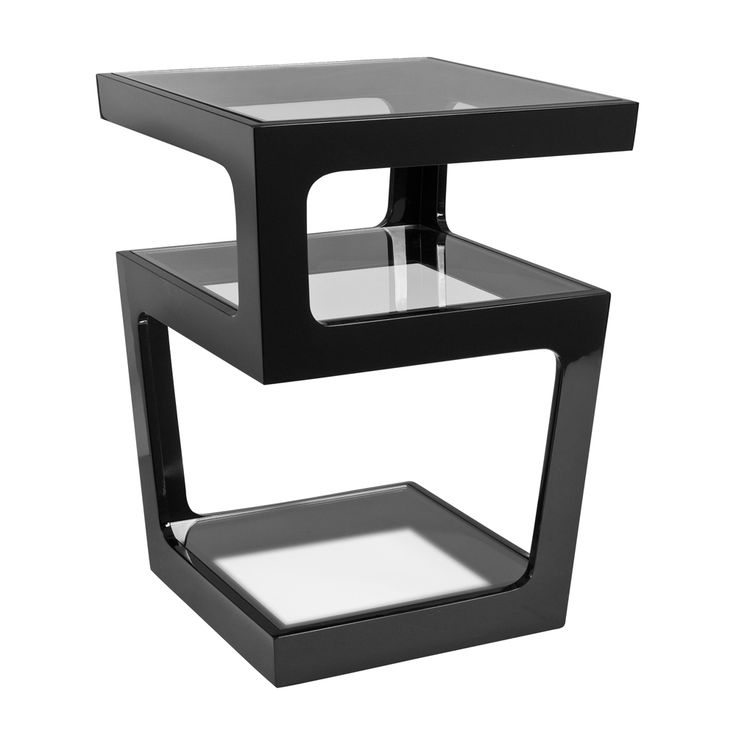 71 best Black Side Tables images on Pinterest | Black side table ...