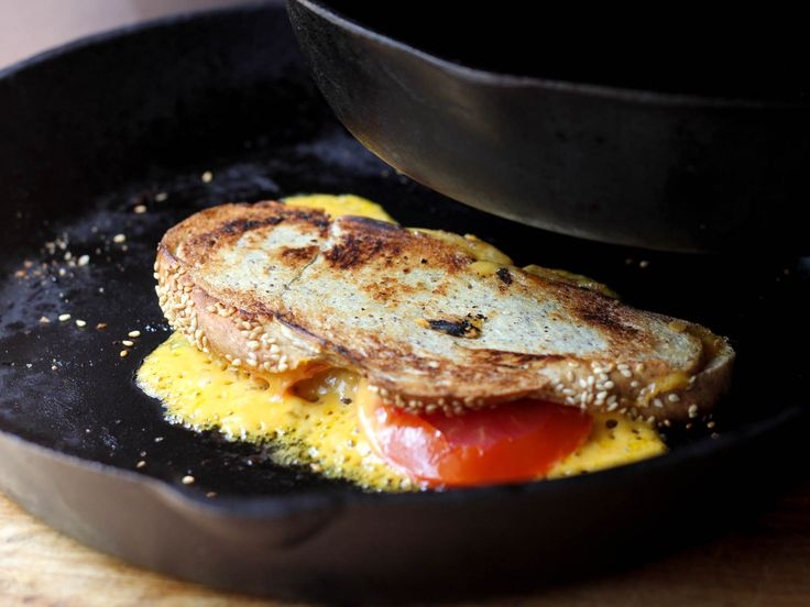 Cast iron frying pans are versatile, durable, and remarkably cheap. While pans that have passed down for generations might have a whole lot of sentimental value, you can buy a brand new cast iron frying pan without shelling out much cash. But do you think of using one when you're not frying up bacon?