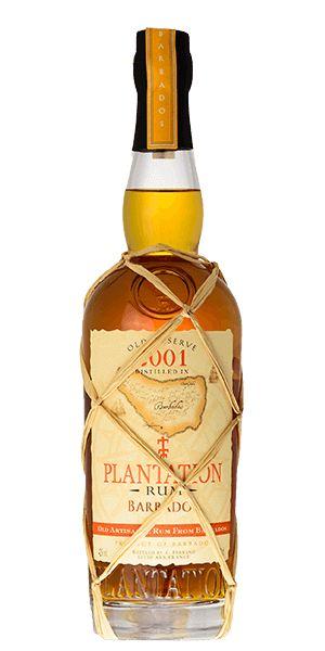 Plantation Rum Barbados 2001