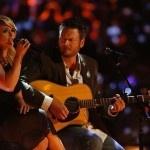 Blake Shelton & Miranda Lambert Sing 'Over You' on 'The Voice' to Honor Oklahoma Tornado Victims [VIDEO]