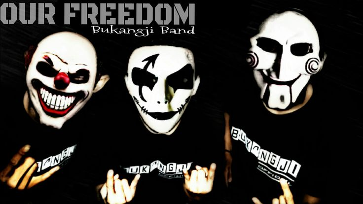 """Last teaser """"Our Freedom""""  Download this song at www.reverbnation.com/bukangjiband"""