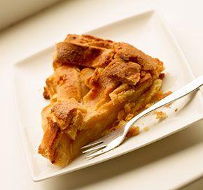 65 minutenBevat geen gluten, lactose, koemelk, noten of soja Dit is niet zomaar een glutenvrije appeltaart. Als je ons had gezegd dat hij met 'gewoon' meel w