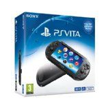 Sony PlayStation Vita slim WiFi model Black Noirby Sony Sales Rank in Video Games: 279 (previously unranked)Platform: PlayStation Vita (Visit the Movers & Shakers in Video Games list for authoritative information on this product's current rank.)