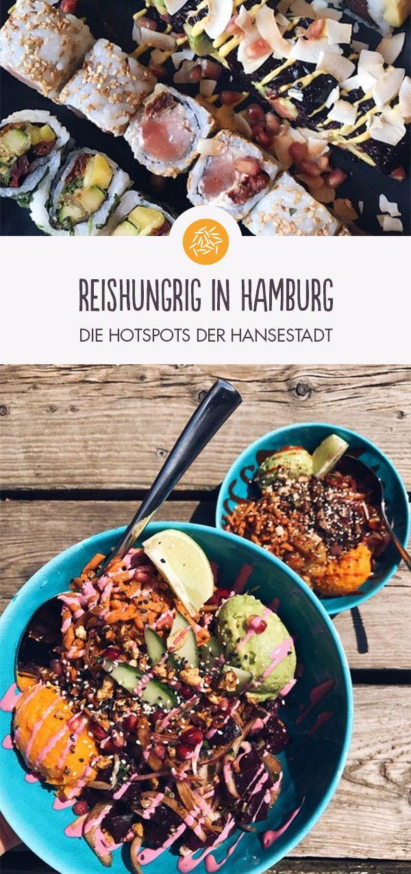 Reishungrig In Hamburg Die Hotspots Der Hansestadt Asiatisches Essen Lebensmittel Essen Und Essen