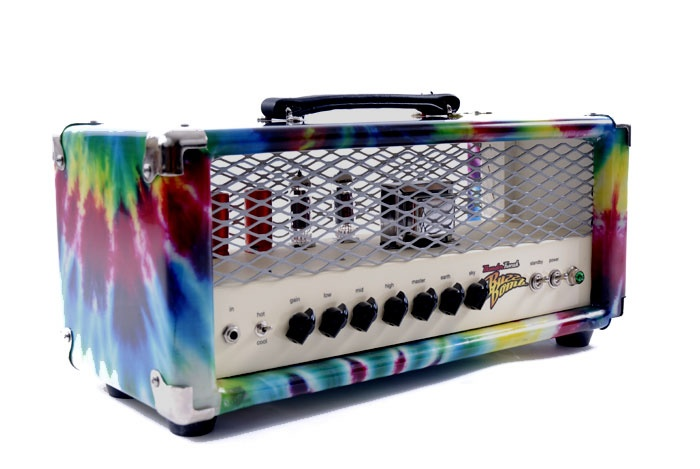 Ace Pepper Custom Amplifiers