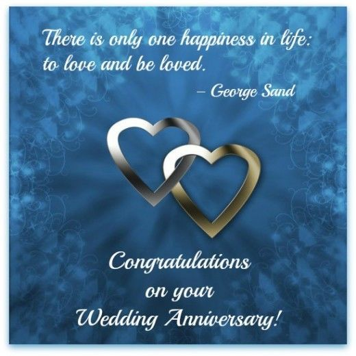 Congratulations On You Wedding Anniversay Anniversary Hy Quotes