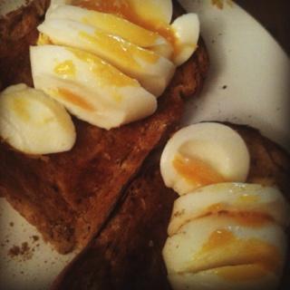 soft boiled egg breakfast: Boiled Egg