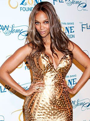 Tyra Banks Talks Weight, Self-Esteem in Mentoring Girls for TZONE Foundation