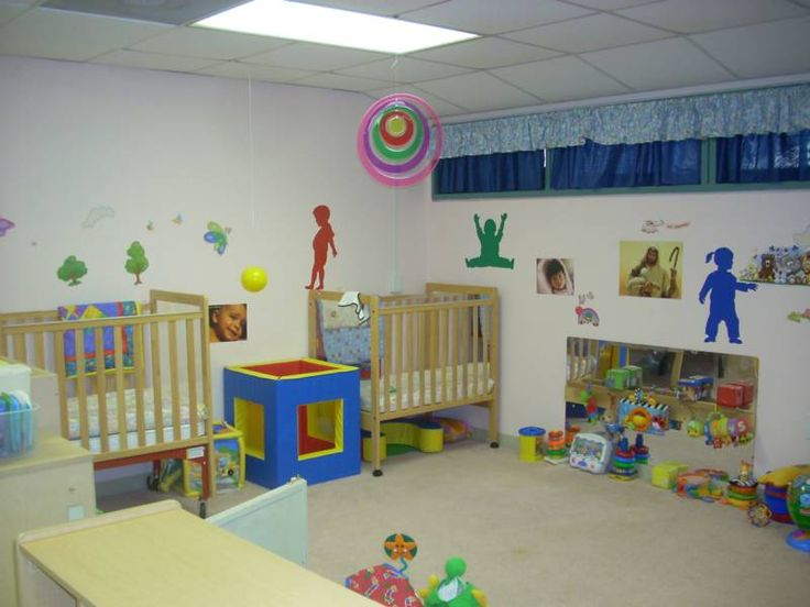 Infant Classroom Design   Visit Our Classrooms