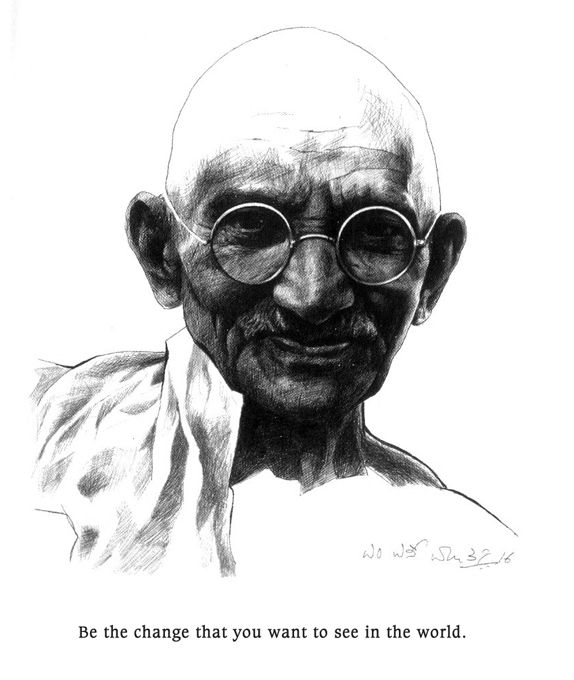 the ideas and contributions of mahatma gandhi Mahatma gandhi's influence and ideas mahatma gandhi was a man of faith and great conviction he was born into an average hindu family in india like most teenagers he had a rebellious stage when he smoked, spent.