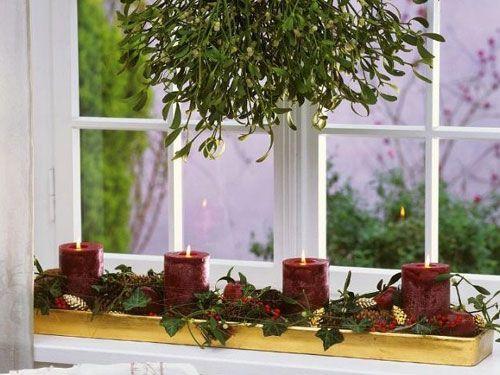Armario Sala Jantar ~ 25+ melhores ideias sobre Janelas enfeitadas para o natal no Pinterest Vitrine de natal, Luzes