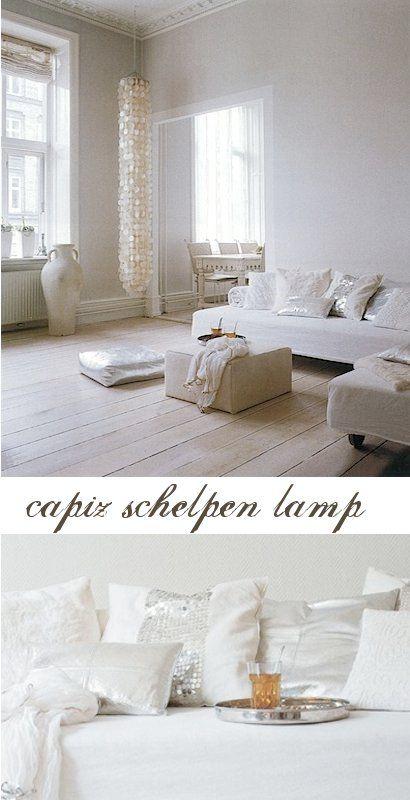 CAPIZ SHELLS