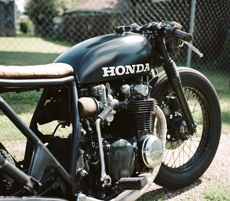 Cb550 build by Seaweed and Gravel