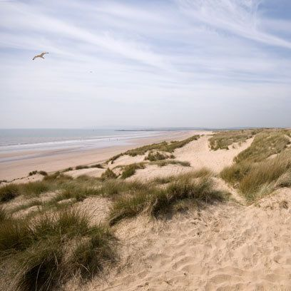 Camber Sands, East Sussex,UK  Stretching along four miles of East Sussex coastline, the next of our pick of the best British beaches is Cambe...
