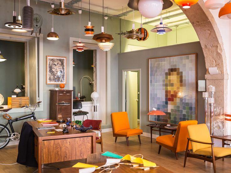 Estação nova, casa nova: as melhores lojas de decoração de Lisboa vestiram-se a rigor para o inspirar para o próximo Verão.