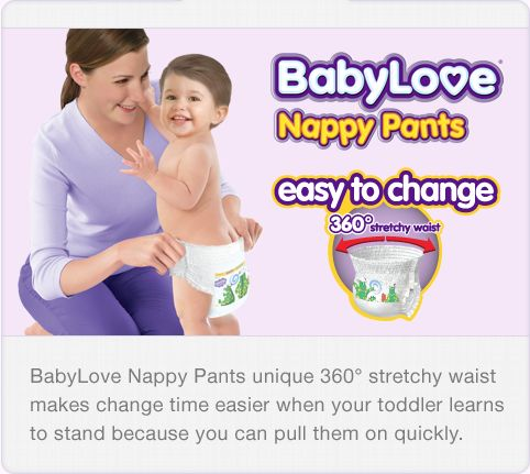 Request a Baby Love Sample Nappy free and experience our new Driwave technology first hand. http://www.babylovenappies.com.au/request-a-sample/