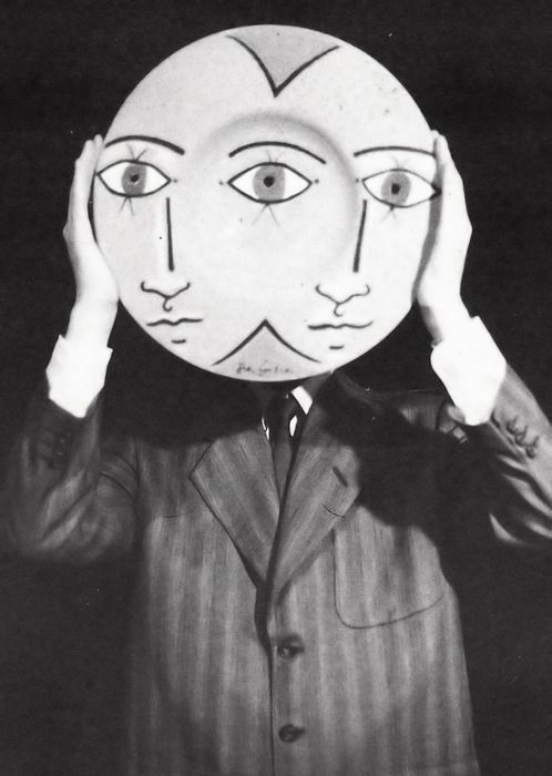 "Jean Cocteau. ""..[T]here is no boundary between subject and object, self and not-self, seer and seen...The inner sensation called ""you"" and the outer sensation called ""the world"" are one and the same sensation."" ~ Ken Wilber"