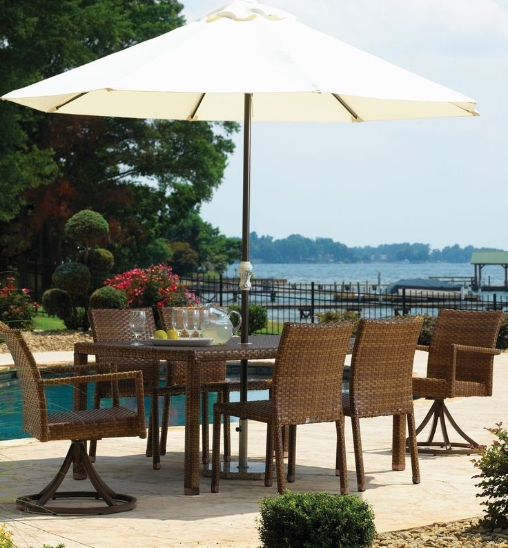Perfect For Backyard Entertaining, We Think This Dining Set Is Perfect For  Barbecues And Get