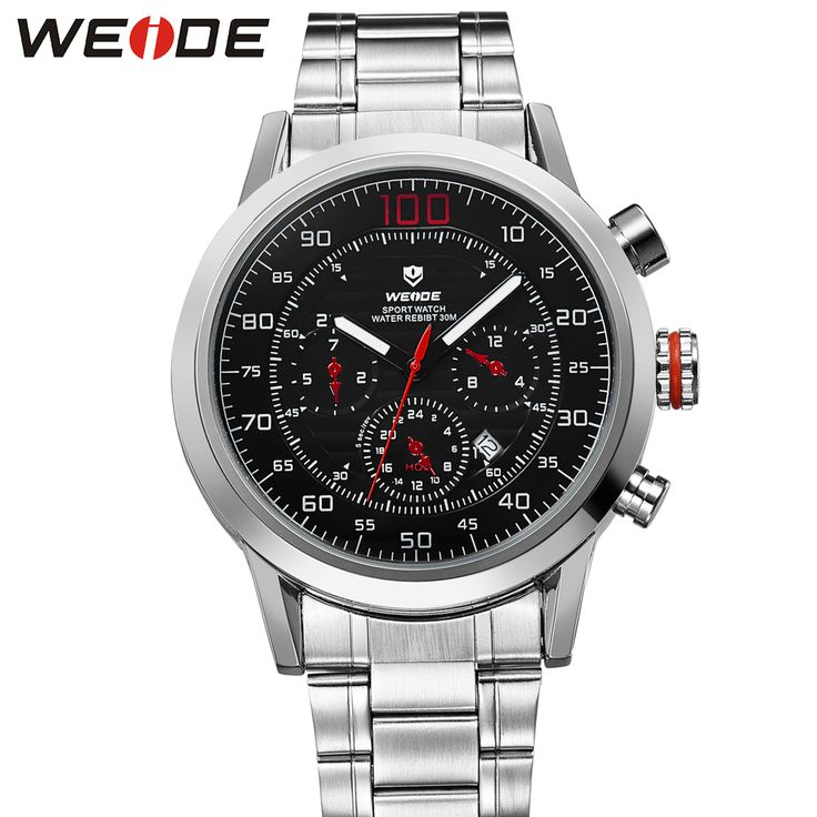 Like and Share if you want this  WEIDE Fashion Luxury Watch men Quartz Male Military Stop watch Running 30 Meters Water Resistant Sports Watches for Men / WH3311     Tag a friend who would love this!     FREE Shipping Worldwide     Get it here ---> https://shoppingafter.com/products/weide-fashion-luxury-watch-men-quartz-male-military-stop-watch-running-30-meters-water-resistant-sports-watches-for-men-wh3311/