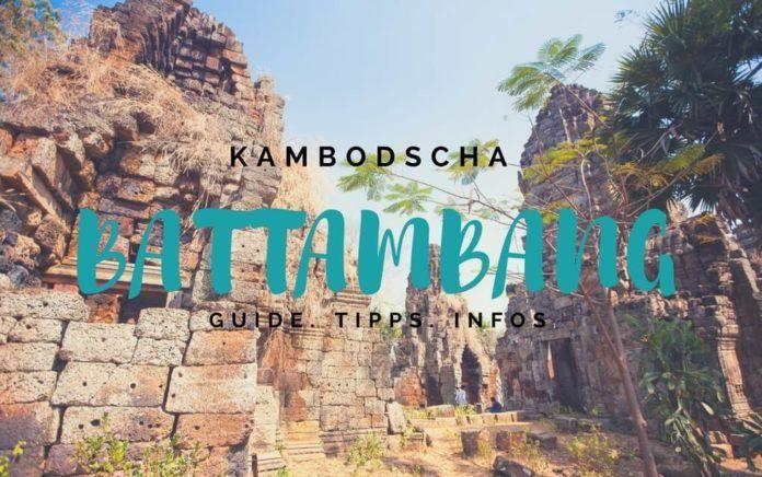 Battambang, die Provinzstadt in Kambodscha mit dem gewissen Charme - Infos, Tipps und Sehenswürdigkeiten #Cambodia #Battambang #OnYourPath
