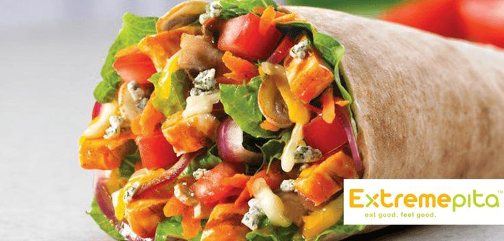 Healthy Dining at Extreme Pita