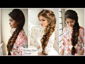 ★ Gorgeous Wedding VOLUMIZED BRAID Hairstyle | Elegant PROM Hairstyle | Messy Romantic Braid - YouTube
