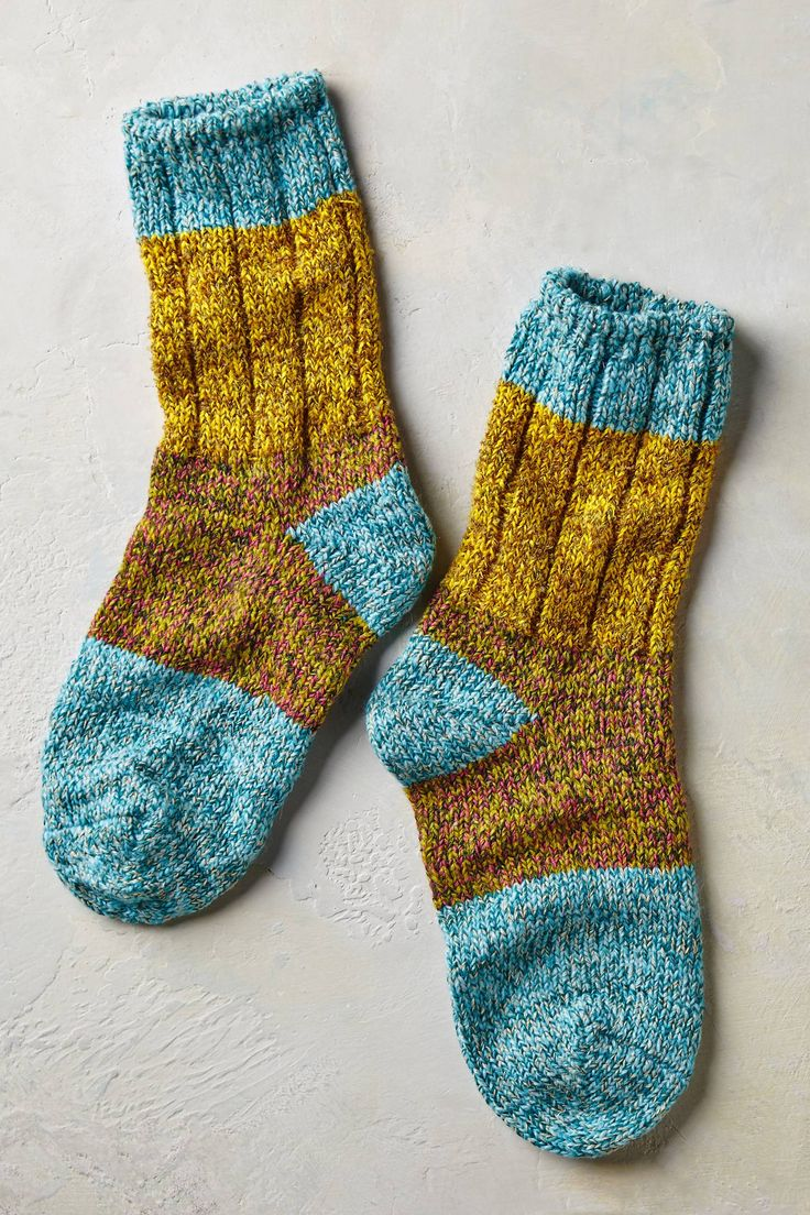 Kapital Van Gogh Socks - anthropologie.com