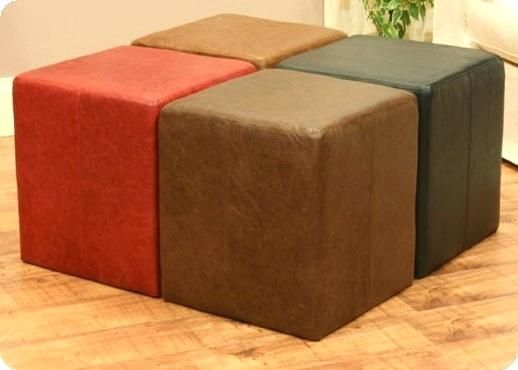 Great Seating Cubes For A Cozy Home Cube Coffee Table